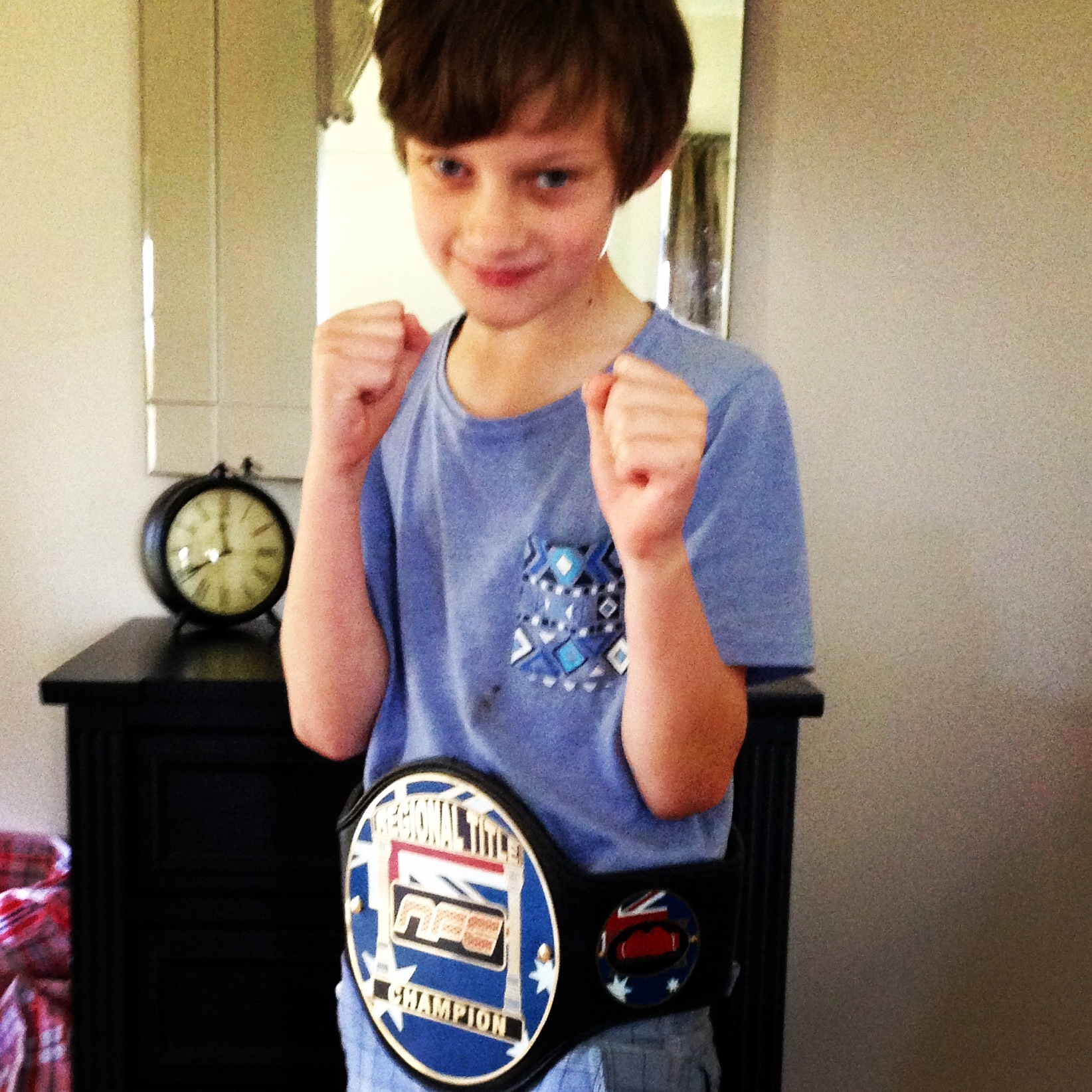 Lachlan the Champ
